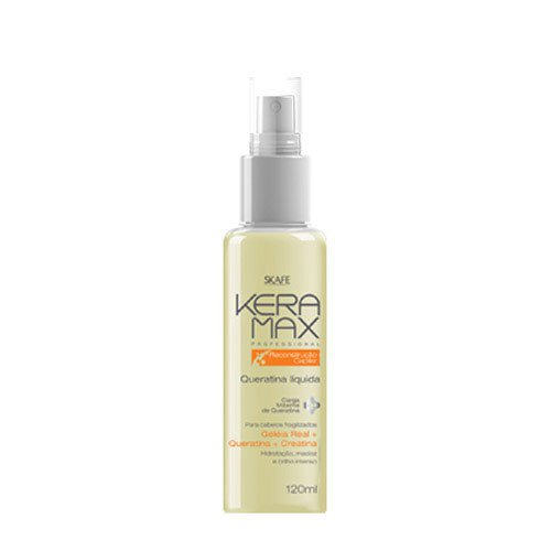 Liquid keratin Keramax Brazilian Keratin Reconstruction 120ml