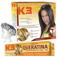 Pack queratina K3 Plus 3 productos