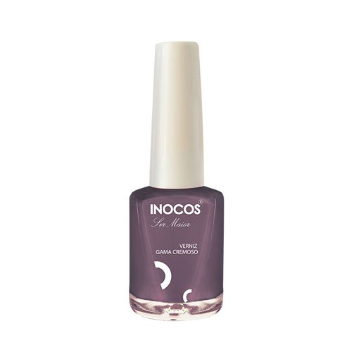 Nail polish Inocos Ser Maior gray ultra creamy 9ml