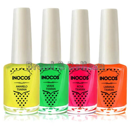 Pack manicura Inocos Mais Doce Txaran ultracremoso 4 colores