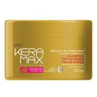 Mask ​Keramax Argan and Keratin Hydration 350g