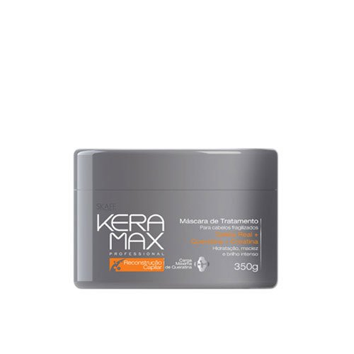 Mask Keramax Brazilian Keratin Reconstruction 350g