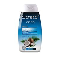 Shampoo Stratti Coconut hair hydration with keratin salt-free 400ml