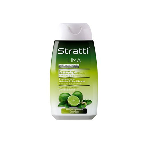 Conditioner Stratti Lime freshness & balance with keratin 300ml