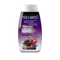 Shampoo Stratti Red Fruits intense color with keratin salt-free 400ml