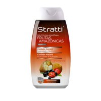 Shampoo Stratti Amazon Fruits natural care with keratin salt-free 400ml