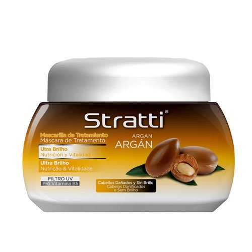Mask Stratti Argan extra shine with keratin 550g