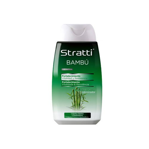Conditioner Stratti Bamboo vitality & strength with keratin 300ml