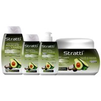 Maintenance pack Stratti Avocado repair & vitality 4 products