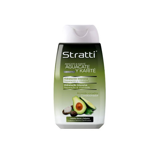 Pack mantenimiento Stratti Aguacate & Keratina 4 productos