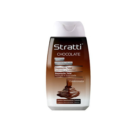 Maintenance pack Stratti Chocolate & Keratin total repair 4 products