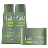 Maintenance pack Keramax Bio Armor 3 products