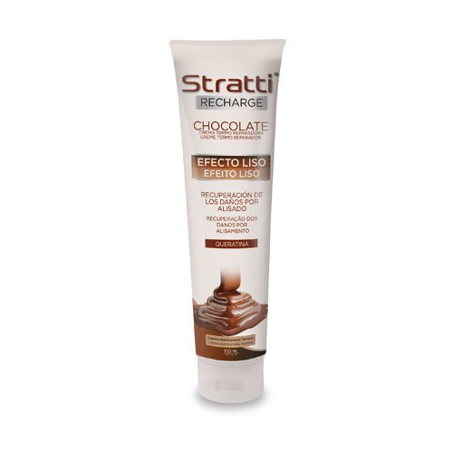 Keratin recharge Stratti chocolate straight effect 150ml