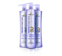 Brazilian straightening Seibella HairShine 3x300ml