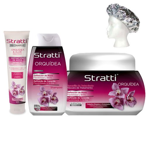 Treatment pack Stratti Orchid 4 products