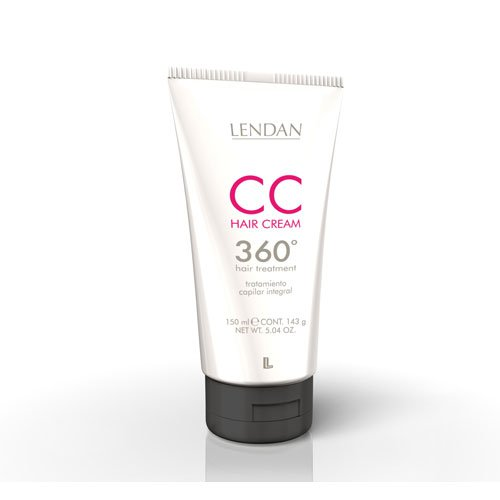 Serum Lendan CC Hair Cream complete hair treatment 150ml