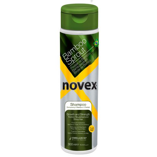 Shampoo Novex Bamboo growth & strength salt-free 300ml