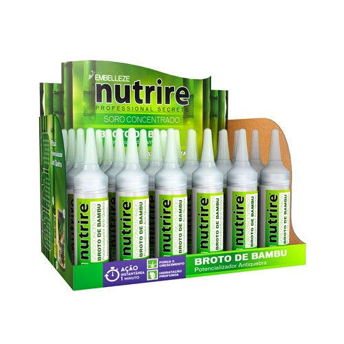 Dosis Novex Nutrire Bamboo concentrated whey strength & growth 10ml