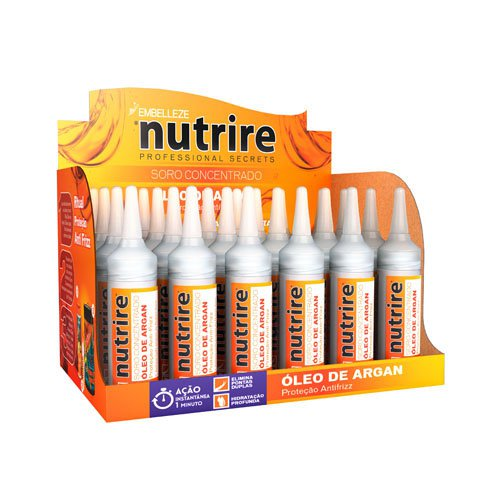 Dosis Novex Nutrire Argan antifrizz & hydration 10ml