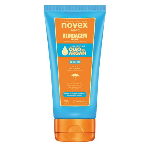 Serum Novex Hair Shield Argan Oil 200g