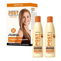Kit Kativa post straightening salt-free 2x250ml