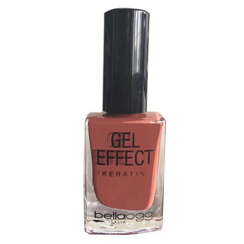 Nail polish Gel Effect Keratin 58 Surona Red pink 10ml