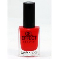 Nail polish Gel Effect Keratin 65 Martinica red 10ml