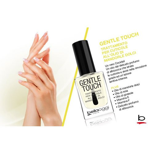 Nail polish Gentle Touch cuticles treatment 11ml