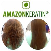 Brazilian straightening pack Amazon Keratin Grape Extract 2x473ml