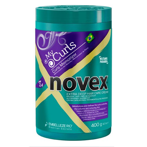 Maintenance pack Novex My Curls 4 products