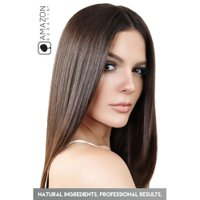 Straightening pack Amazon Keratin Coconut Oil 2x118ml