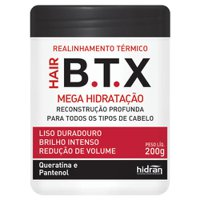 Hair botox Hidran B.T.X. Smooth Effect Keratin 200g