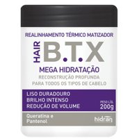 Hair botox Hidran B.T.X. Smooth Effect Keratin Blond 200g