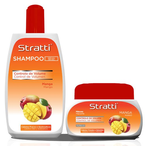 Pack mantenimiento Stratti Mango 2 productos