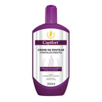 Leave-in cream Capifort Straightened Hair with keratin 300ml