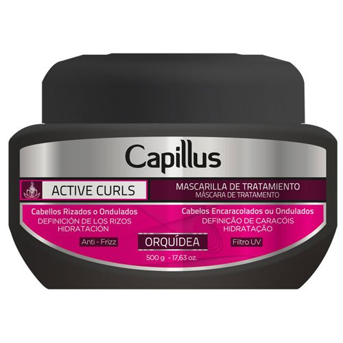 Mask Active Curls Orchid 1Kg