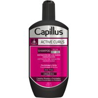 Champú Capillus Active Curls sin sal 400ml