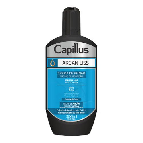 Leave-in cream Capillus Argan Liss 300ml