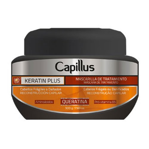 Mask Capillus Keratin Plus reconstruction 500g