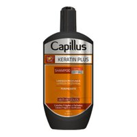 Champú antiresiduos Capillus Keratin Plus 400ml