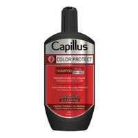 Champú Capillus Color Protect Keratina sin sal 400ml
