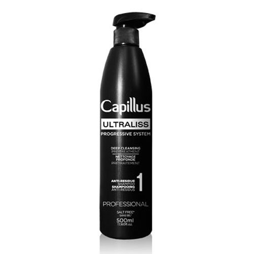 Anti-residue shampoo Capillus UltraLiss 500ml