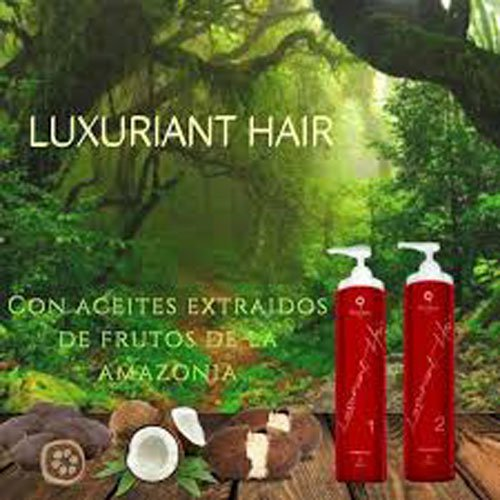 Keratin professional pack Luxuriant 2x1L