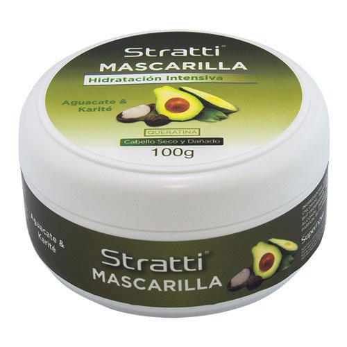 Pack mantenimiento minitalla Stratti Aguacate 2 productos