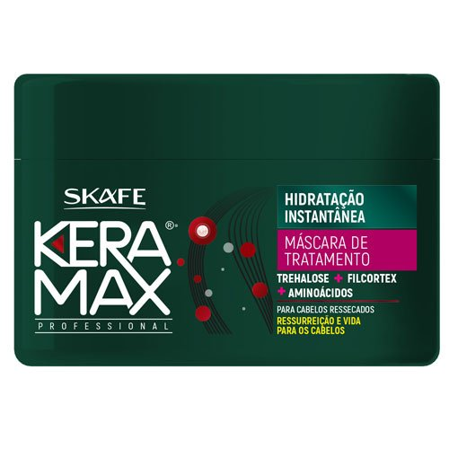 Maintenance pack Keramax Hydration 2 products