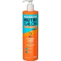 Antiresidue Shampoo NutriSalon Argan Oil 500ml