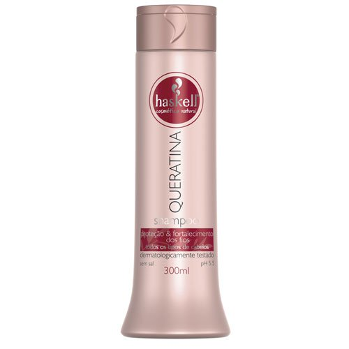 Shampoo Haskell Keratin protection & strenght 300ml