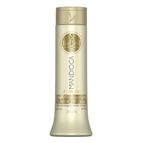 Shampoo Haskell Cassava nourish and growth 300ml