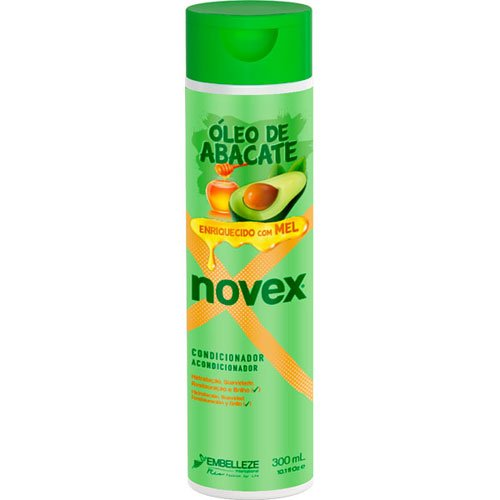 Maintenance pack Novex Avocado & honey 4 products