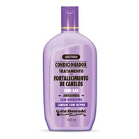 Conditioner Gota Dourada Straightened Hair with keratin 430ml
